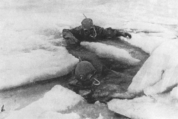 Фото №1 - Над нами лед