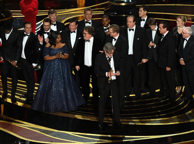 Фото №8 - Как прошел самый тоскливый «Оскар» в современной истории (и кто взял главные награды)