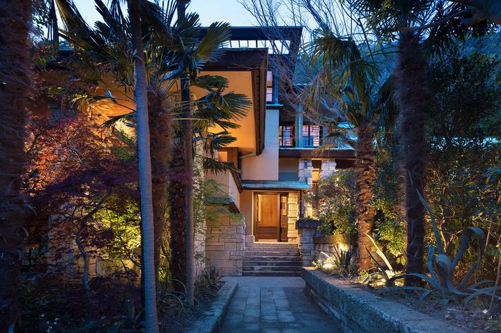 Фото №11 - Отель в стиле Фрэнка Ллойда Райта в Токио