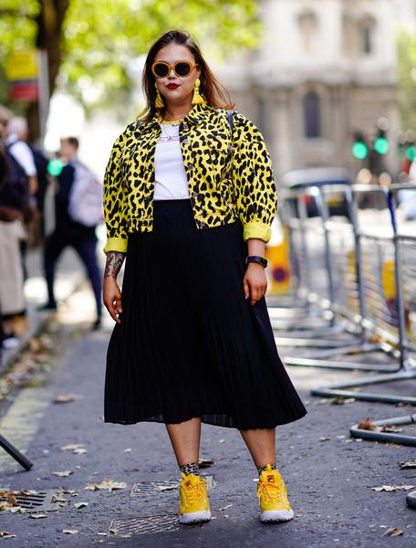 Фото №4 - Как одеваться полной женщине маленького роста