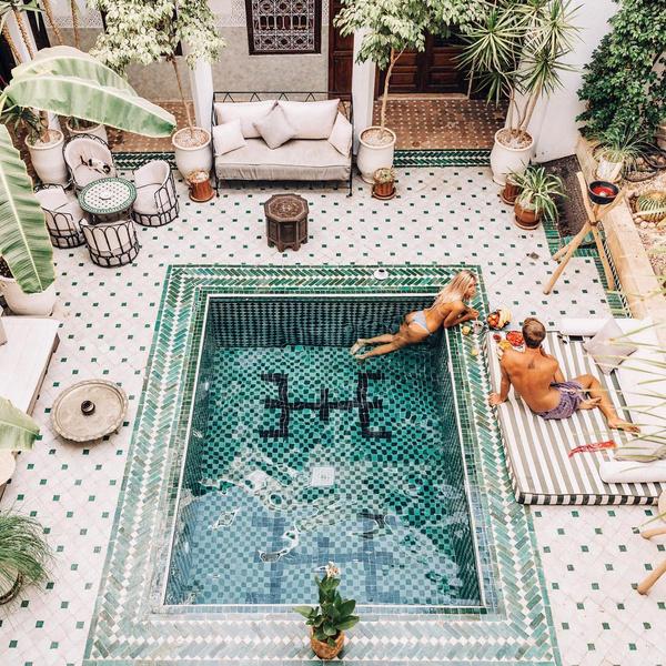 Фото №1 - Нереальная красота: 10 самых «инстаграмных» отелей 2019 года