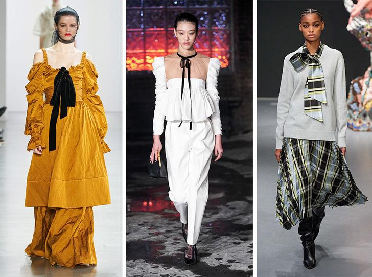 Фото №2 - 10 трендов осени и зимы 2020/21 с Недели моды в Нью-Йорке