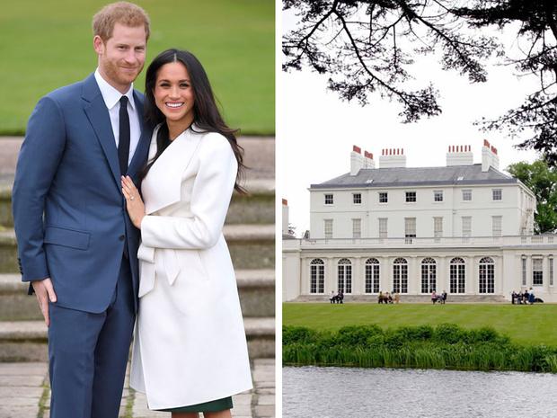 Фото №1 - Неслучайные совпадения: как выбор резиденции Сассекских предсказал их судьбу в королевской семье