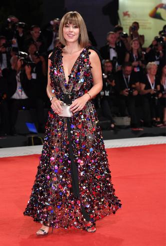 Фото №12 - Модная Венеция-2018: лучшие образы второго дня кинофестиваля