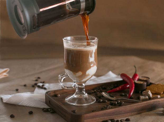 Фото №14 - Кофе для гурманов: три рецепта для романтического вечера