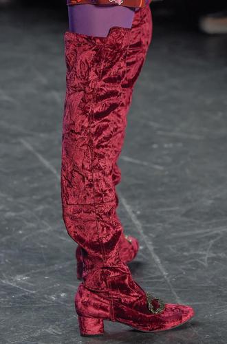 Фото №118 - Самая модная обувь сезона осень-зима 16/17, часть 1