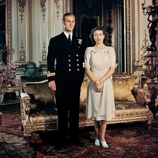 Фото №4 - Супруг Ее Величества: Елизавета II и Филипп