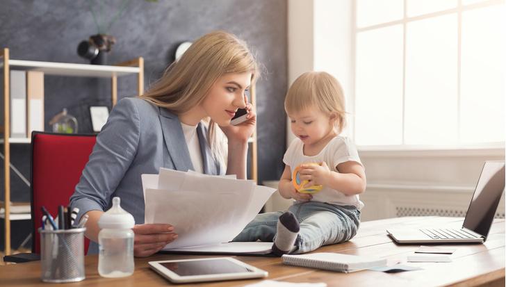 6 новых профессий, которые может освоить мама в декрете