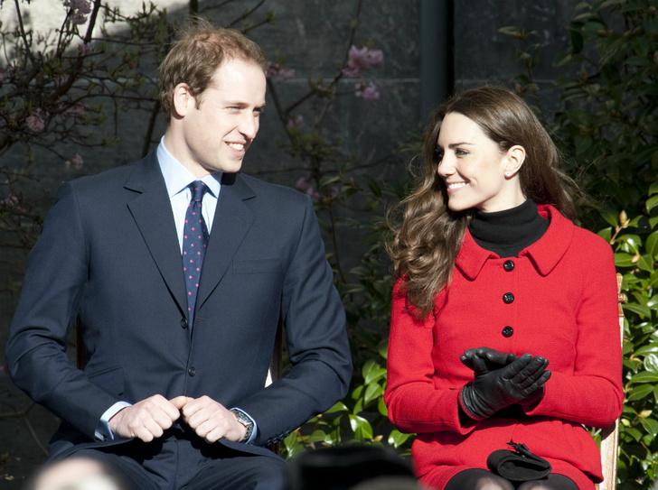 Фото №3 - Все не по плану: каким было первое свидание Кейт и Уильяма
