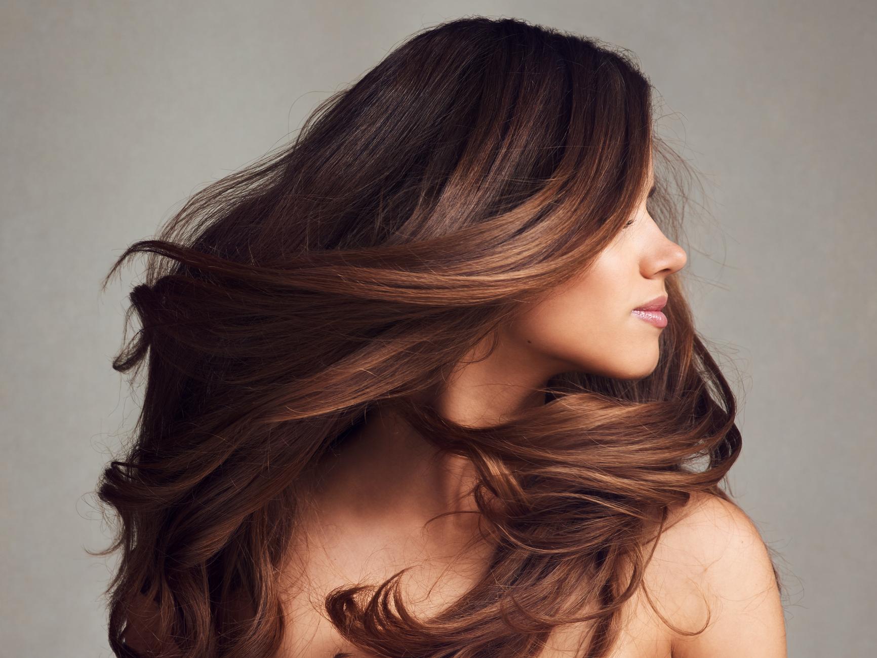 работа для девушек с красивыми волосами