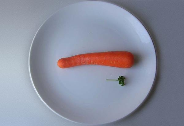 Фото №1 - Без еды виноватые