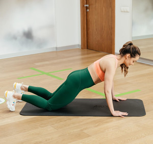 как убрать жир под мышками у женщин упражнения в домашних условиях дома