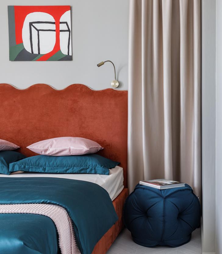 Фото №13 - Вечное лето: квартира 60 м² для отдыха в Анапе