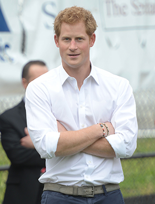Фото №6 - 7 причин, по которым мы любим принца Гарри