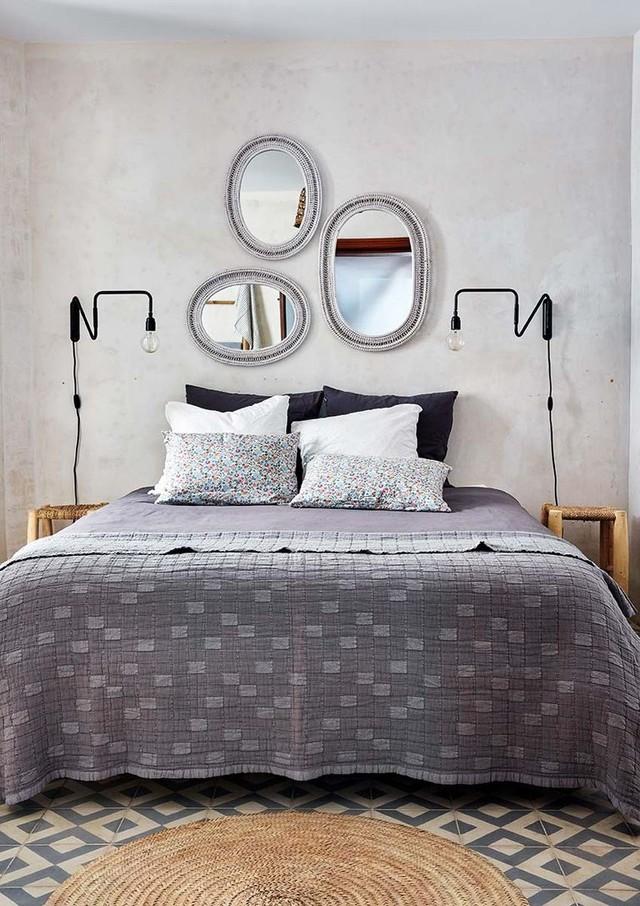 Фото №17 - Стена над изголовьем кровати: 10 идей декора