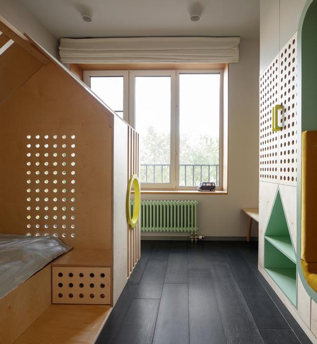 Фото №13 - Квартира 57 м² для семьи с ребенком и двумя кошками