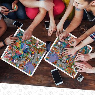 Фото №2 - 10 домашних игр с детьми, которые понравятся и взрослым