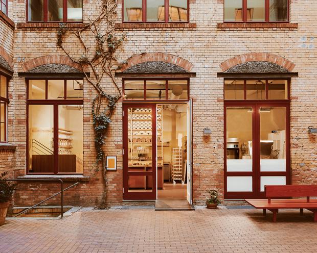 Фото №1 - Датская пекарня Sofi в Берлине