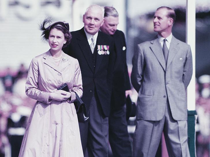 Фото №3 - Сбежавший муж: почему принц Филипп покинул Елизавету в королевском туре