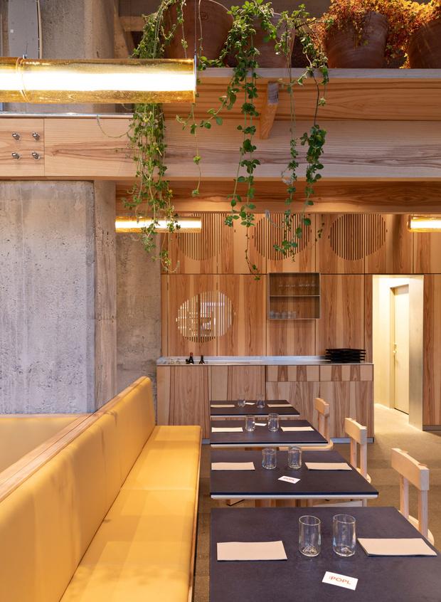 Фото №4 - POPL: бургерная при ресторане Noma в Копенгагене
