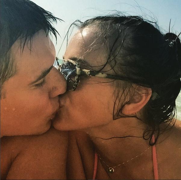 Елена Темникова с мужем фото