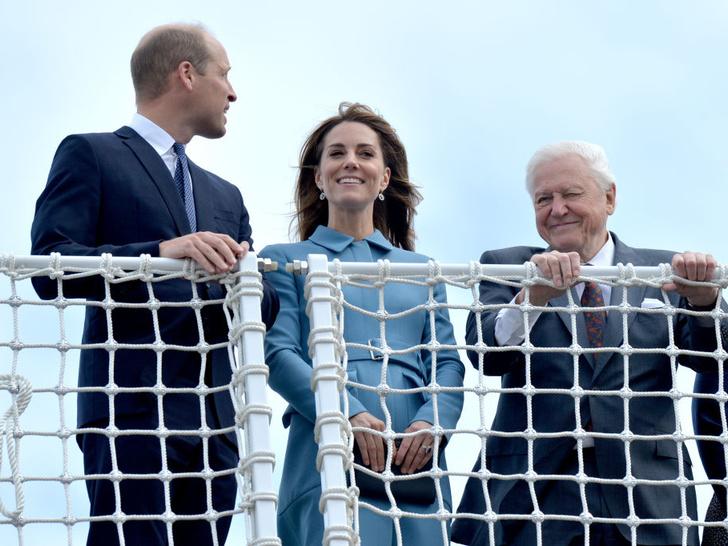 Фото №2 - «Такие взрослые!»: первое сольное видео Джорджа, Шарлотты и Луи стало вирусным