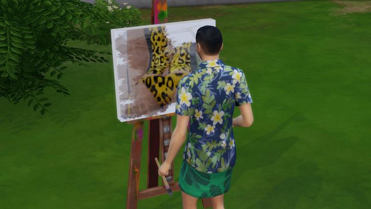 Фото №6 - Play Time: Самые интересные моды 18+ для The Sims 4