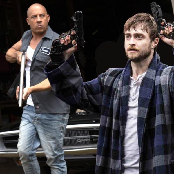 Фото №1 - Гарри Поттер готов стать героем новой части «Форсажа» 🚘💥
