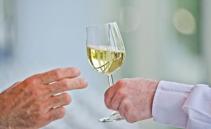 Фото №1 - Россияне рассказали об отношении к алкоголю