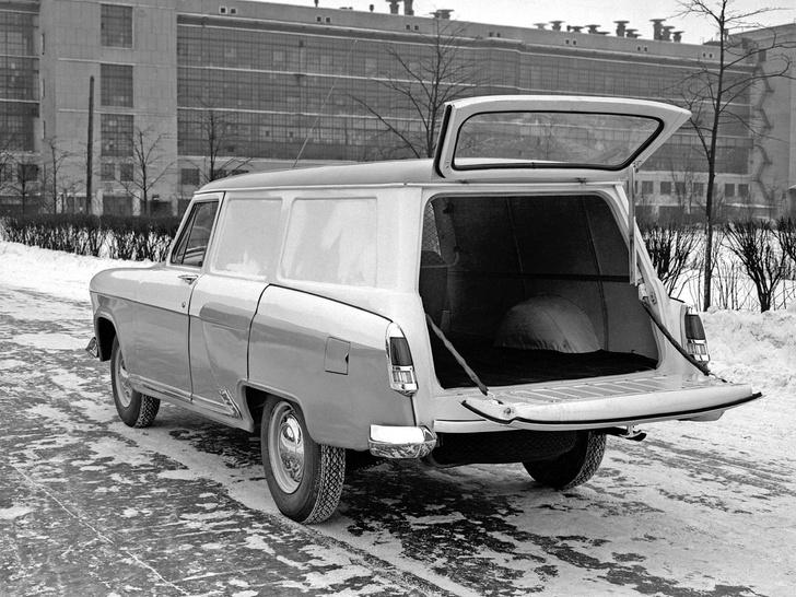 Фото №8 - Восемь историй о «Волге» ГАЗ-21