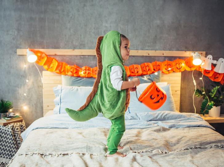Фото №1 - 10 способов превратить обычную комнату в уютную детскую