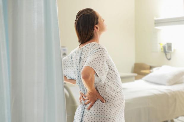 Фото №2 - Что на самом деле происходит с женским телом во время родов