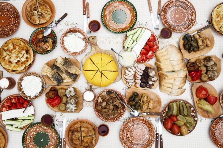 Фото №1 - Разнообразное питание приводит к ожирению