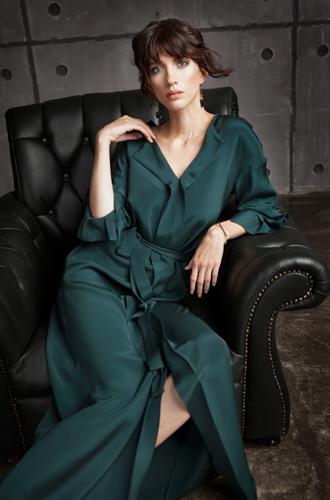 Фото №17 - Девушка в городе: Lookbook новой коллекции The Robe