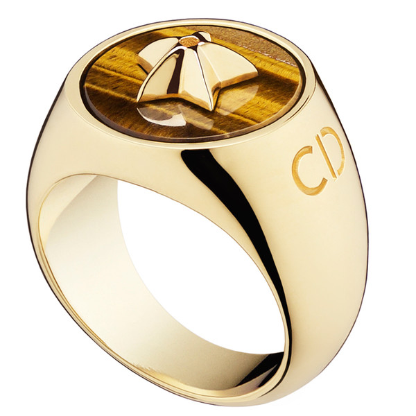 Фото №5 - Кольца-талисманы в новой коллекции Christian Dior Lucky Dior