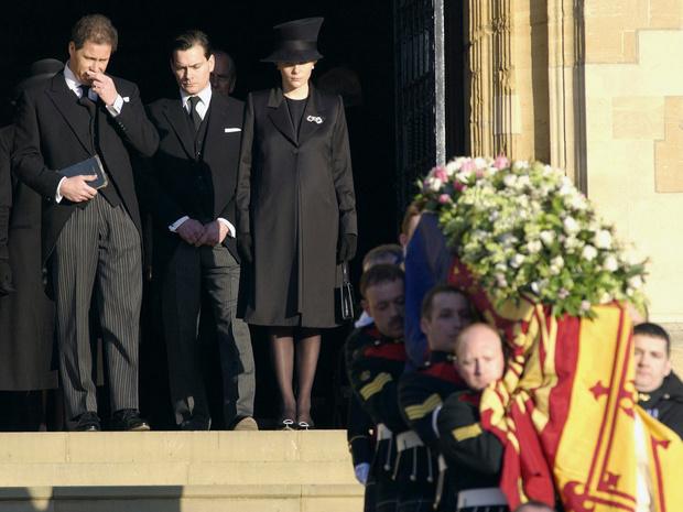 Фото №10 - От королевы Виктории до принцессы Маргарет: какими были похороны Виндзоров за последние сто лет