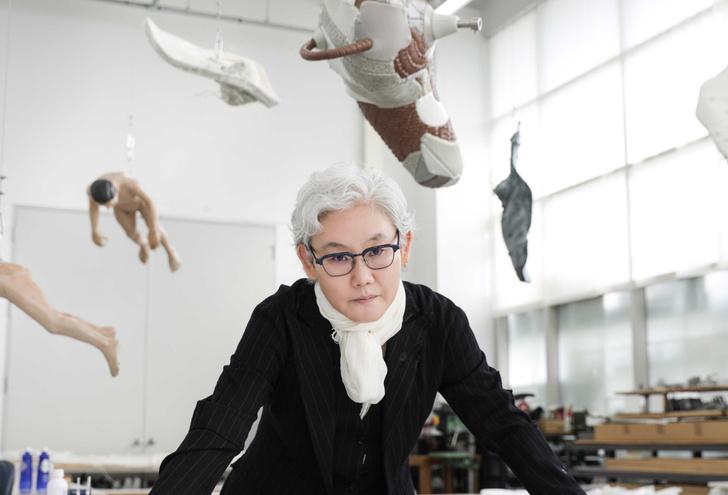 Фото №2 - В Петербурге открылась выставка южнокорейской художницы Ли Бул