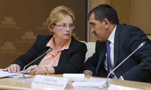 Фото №1 - Министр здравоохранения разложила причины смертности «по полочкам»