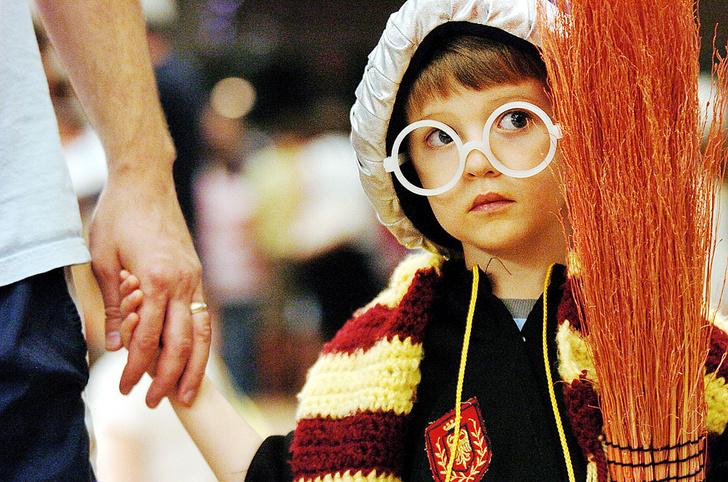 Фото №11 - Гарри Поттер и Дары империи