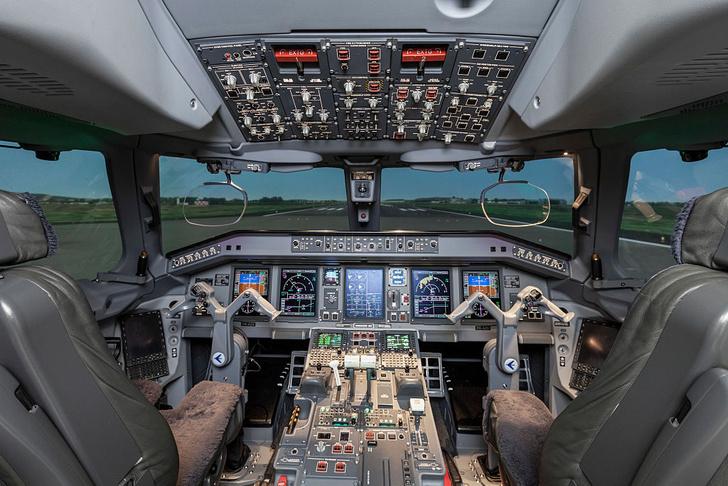 Фото №1 - Пассажирские самолеты могут стать беспилотными уже через 8 лет