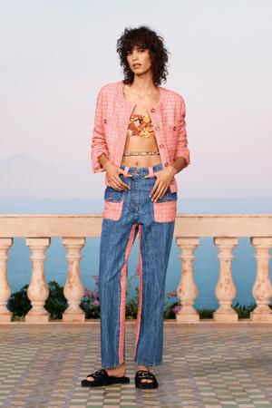 Фото №4 - Путешествие по Средиземноморью: как прошел круизный показ Chanel