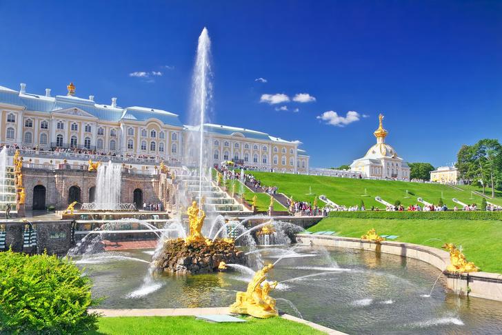 Фото №2 - Названы лучшие фонтаны мира