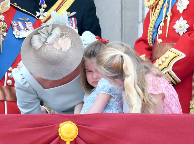 Фото №6 - Кто эта девочка, затмившая принца Джорджа и принцессу Шарлотту