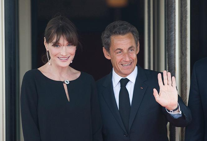 Фото №29 - Первые леди Франции: от Ивонны де Голль до Карлы Бруни-Саркози
