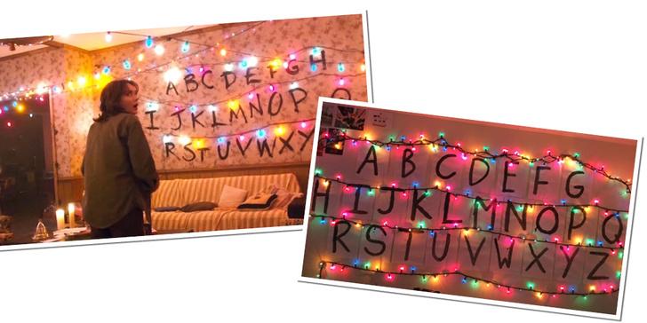 Фото №7 - Как украсить комнату к Новому году, если нет ни идей, ни денег?