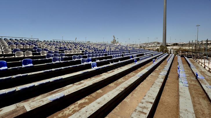 Фото №8 - Стадионы в забвении: 5 городов с заброшенными олимпийскими объектами