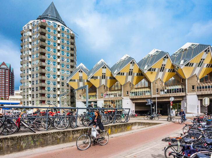 Фото №3 - 6 городов мира с самой удивительной архитектурой
