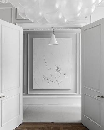 Фото №10 - Таунхаус в неоклассическом стиле с яркими деталями в Ноттинг-Хилл
