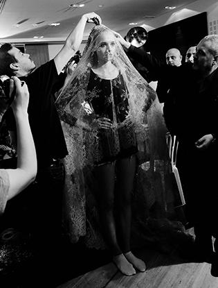 Фото №7 - Неделя Высокой моды в Париже FW2015/16: альтернативный взгляд