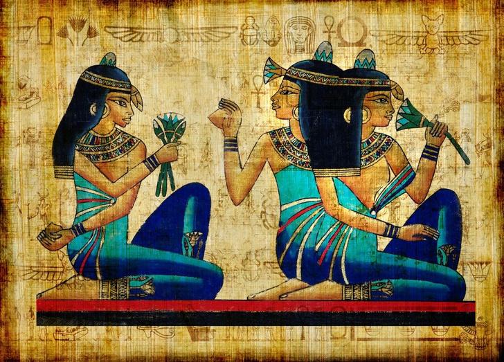 Фото №1 - Ученые нашли применение древнеегипетскому пигменту